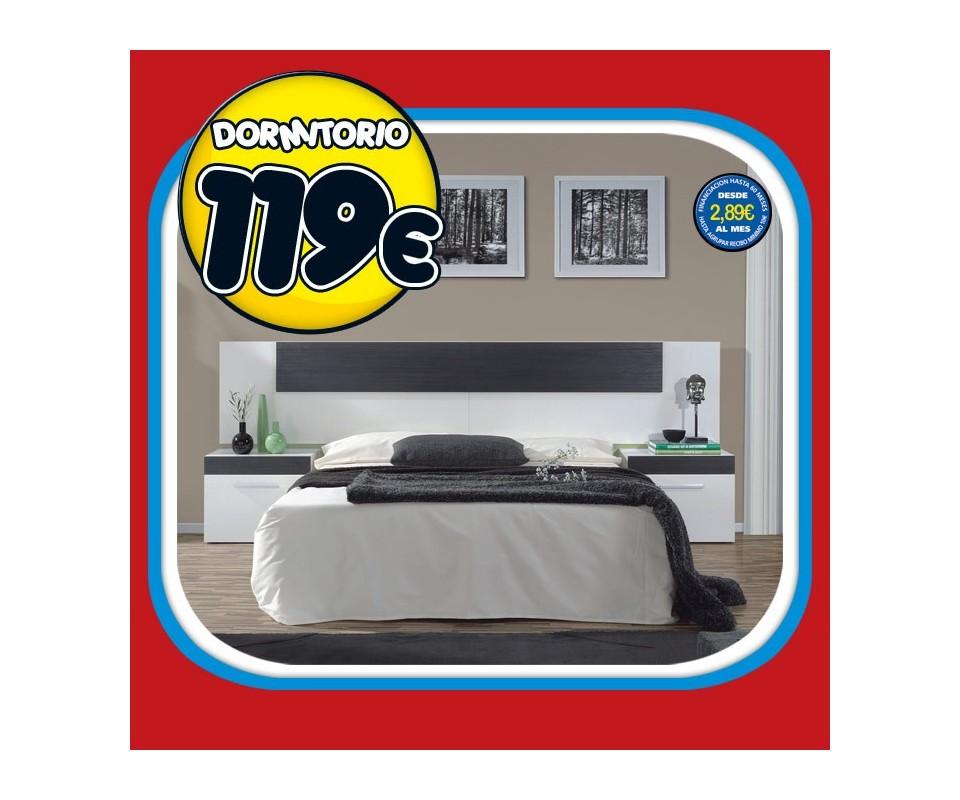 Comprar dormitorio matrimonio precio dormitorios - Tuco dormitorios ...