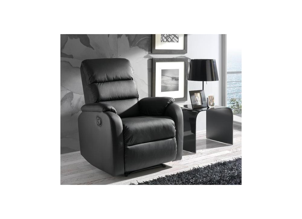 Comprar sill n reclinable palanca precio sof s y for Sillones reclinables precios