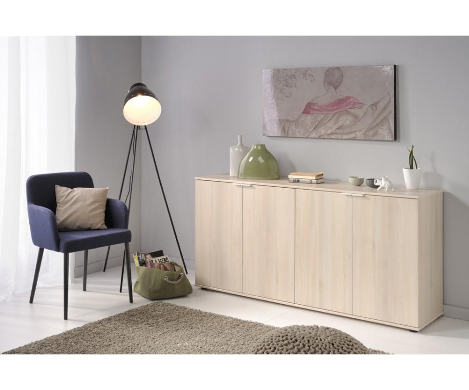 Comprar aparador cuatro puertas luj n precio de for Tuco muebles salon