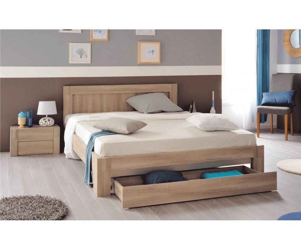 Comprar cama con cajones gorgol precio de camas for Cama queen size con cajones