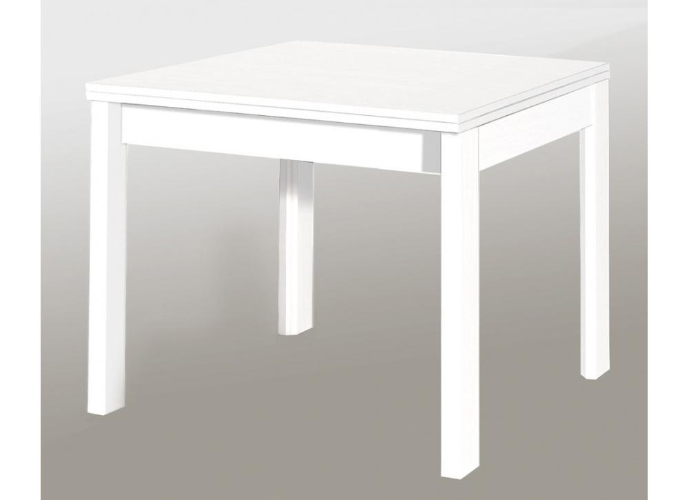 Mesa de comedor blanca Olmo
