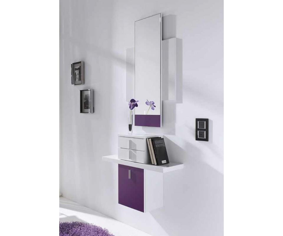 Comprar recibidor con espejo mercurio precio recibidores - Espejos para recibidor ...