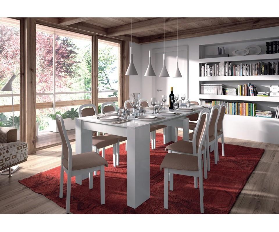 Comprar mesa multifuncional mesas baratas muebles for Modelos de mesas de comedor