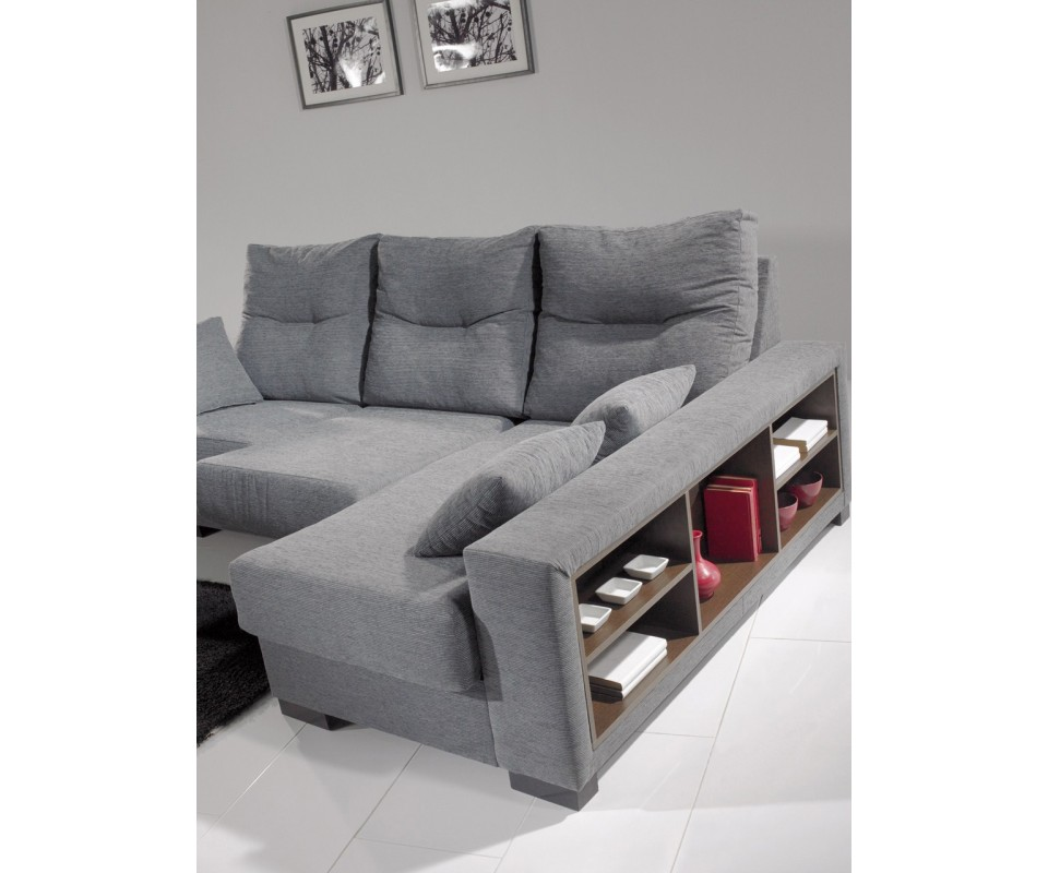 Comprar sof con chaise longue san luis precio chaise - Recibidores tuco ...