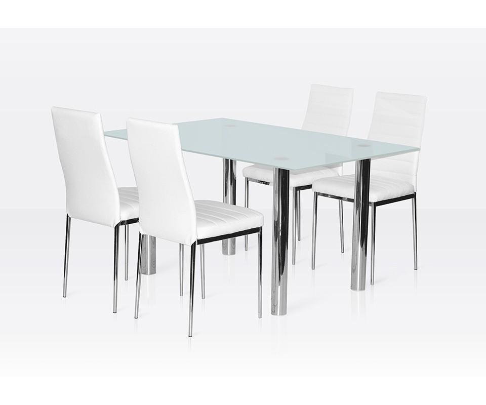 Comprar pack cuatro sillas comedor boreal precio conjuntos mesas y sillas - Sillas de comedor online ...