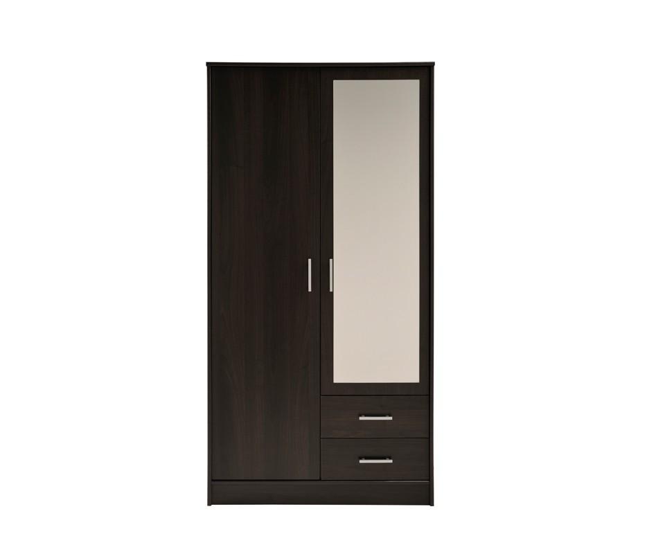 Comprar armario con espejo oslo precio armarios for Puertas y armarios