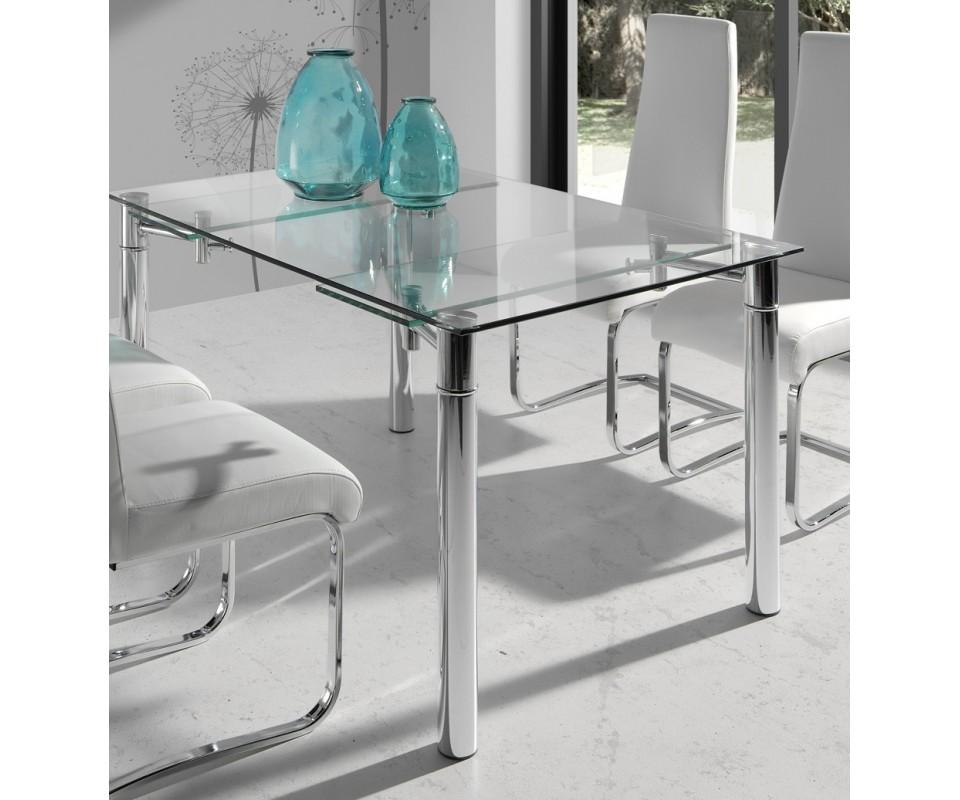 Comprar mesa de comedor hiedra precio mesas for Mesa cristal tuco