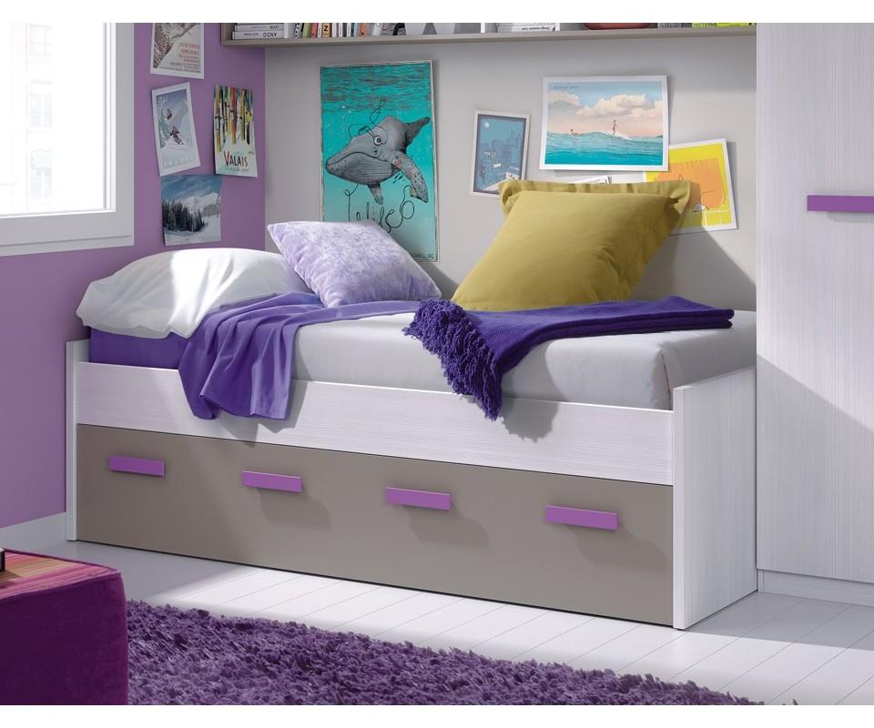 Comprar cama nido alicia precio camas nido Cama nido doble carrefour