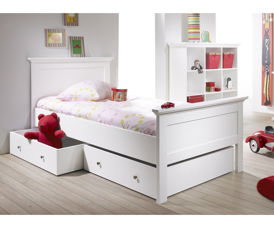 Comprar cama juvenil paula precio cabeceros y camas for Camas para habitaciones juveniles