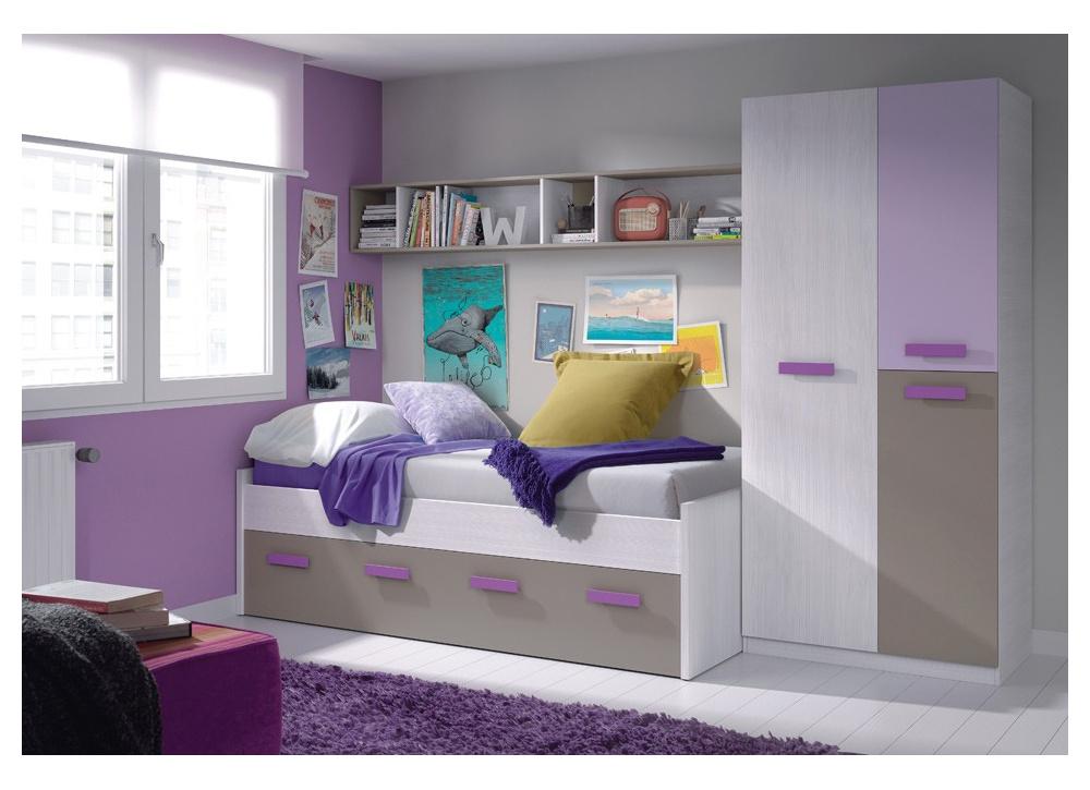 Habitación juvenil Alicia