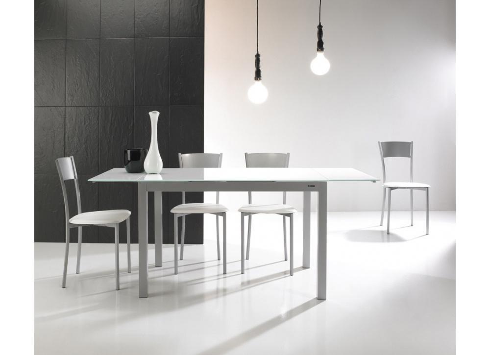 Comprar mesa de cocina lirio precio mesas de cocina for Mesa cristal tuco