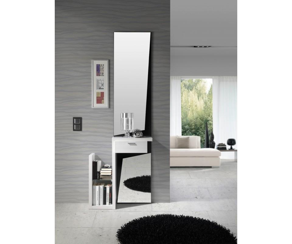 Comprar recibidor con espejo j piter precio recibidores for Espejo envejecido precio