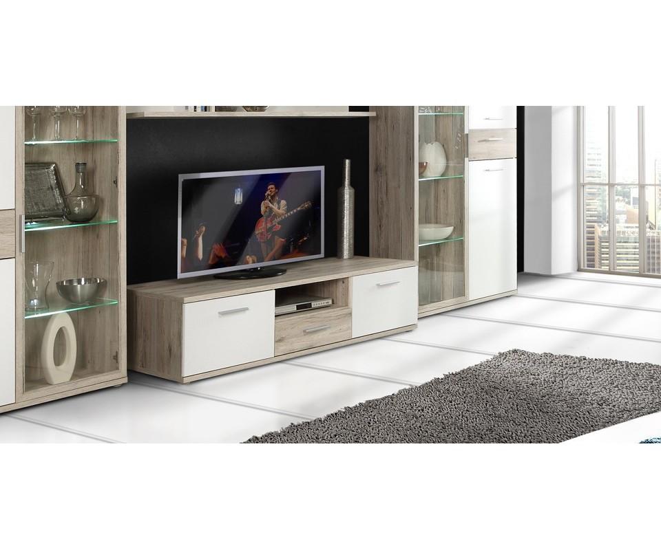 Comprar mueble de televisi n queen precio de muebles tv - Muebles de tele ...