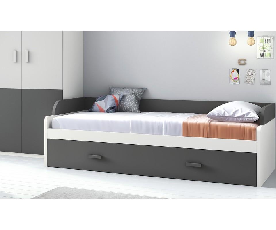 Comprar cama nido tom precio camas nido - Tuco dormitorios ...