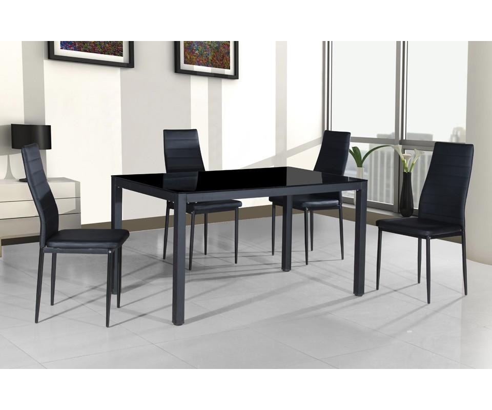 Comprar mesa de comedor elegance precio mesas de comedor for Mesa cristal tuco