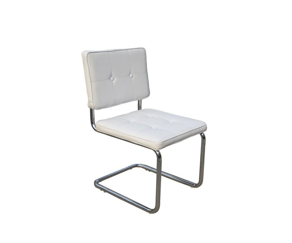 Comprar silla de comedor charlotte precio sillas for Sillas de piel para comedor