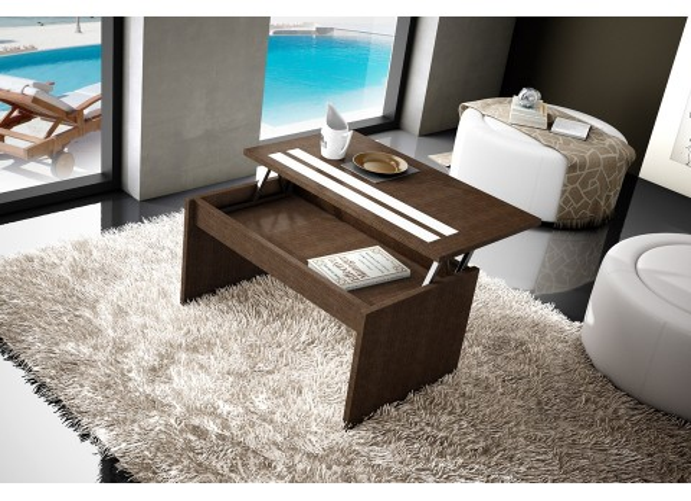 Mesa de comedor Crisantemo