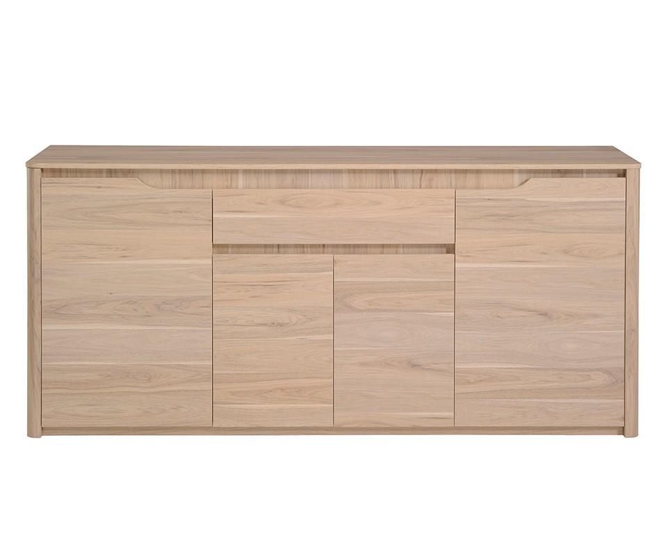 Armario Ikea Pax Segunda Mano ~ Aparador cuatro puertas y un cajón Stefan Comprar