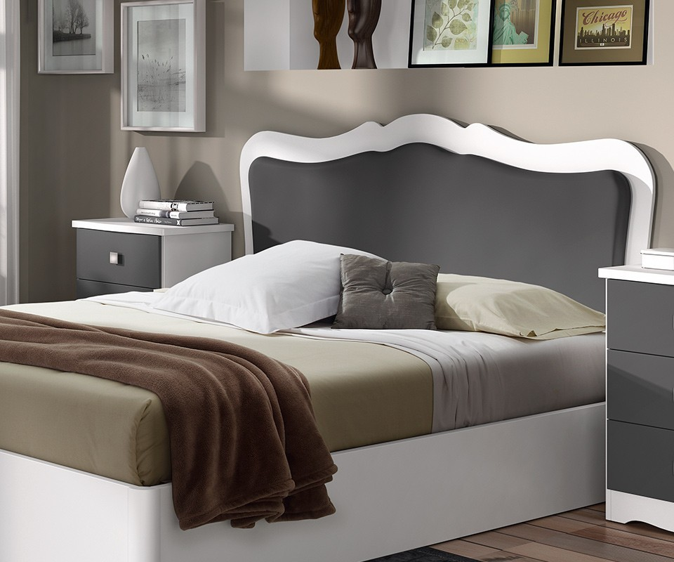 Cabecero para dormitorio moderno classic comprar - Tuco dormitorios ...