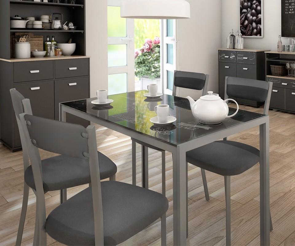 Mesa de cocina o comedor takery comprar mesas en tuco for Mesas para cocina comedor