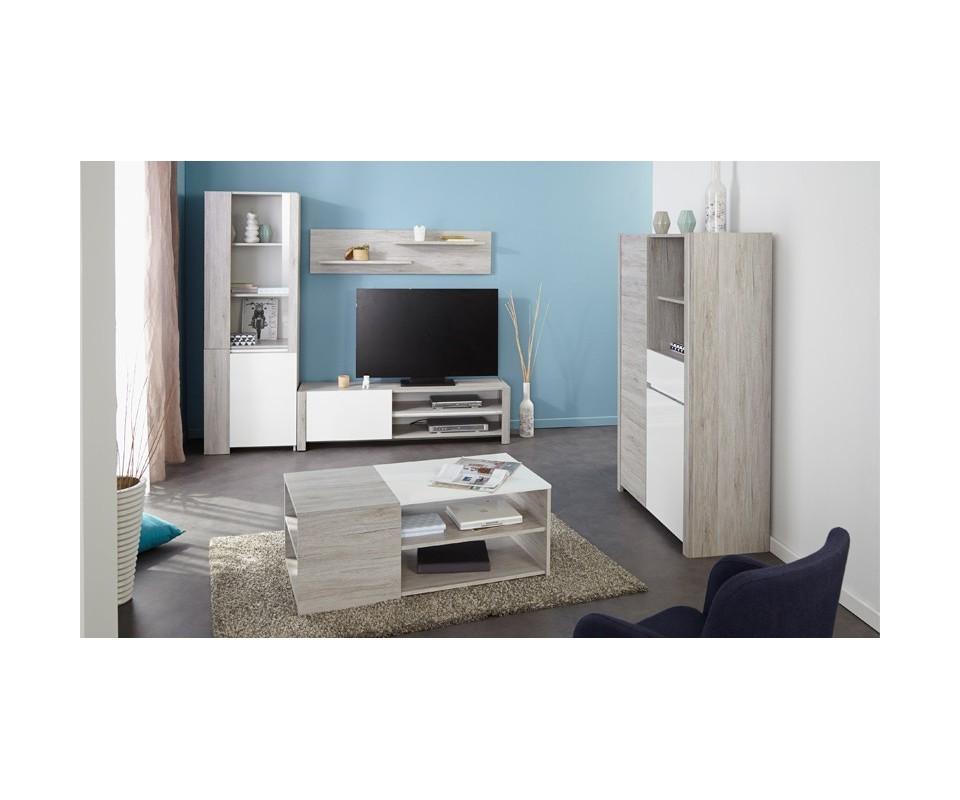 Mueble para tv lua comprar muebles para tv en muebles rey for Recibidores muebles rey