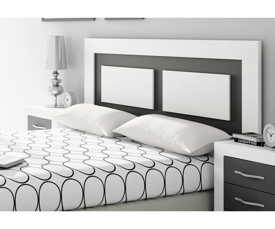 Comprar cabecero moderno siena precio cabeceros y camas - Cabezales de forja modernos ...