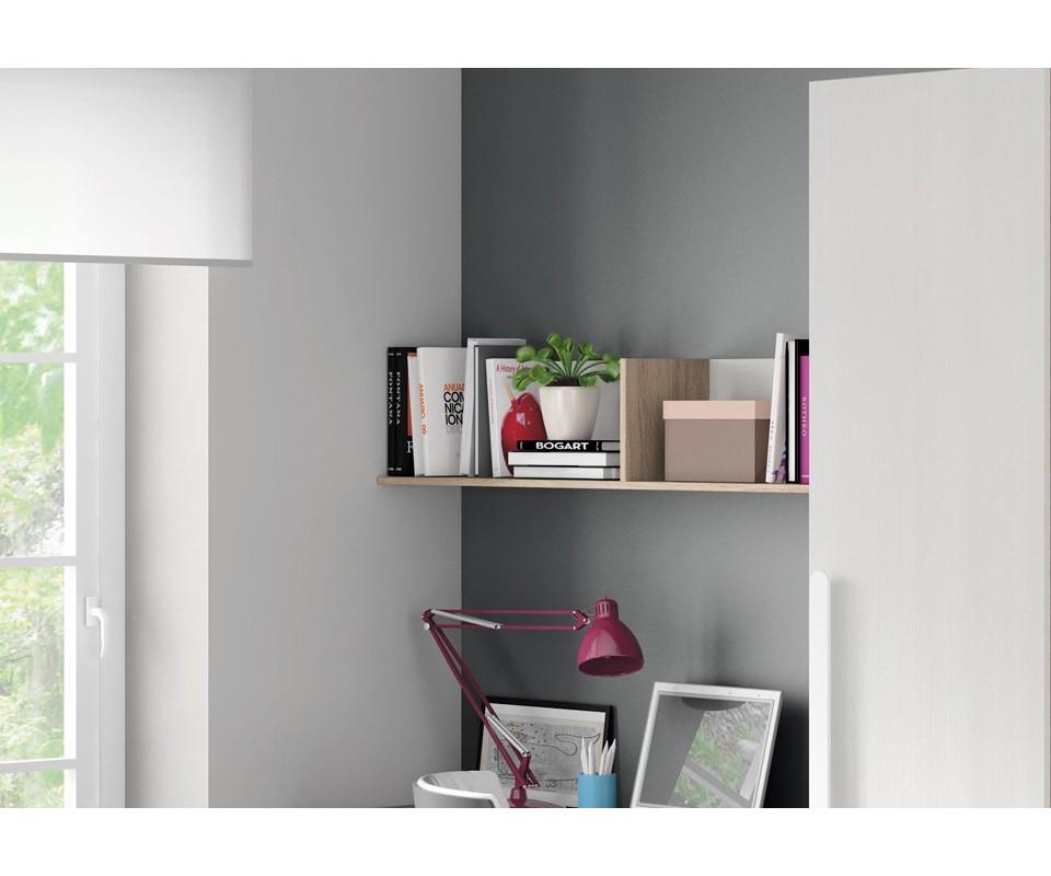 Comprar estanter a juvenil luc a precio estanter as en - Estanterias para dormitorios ...