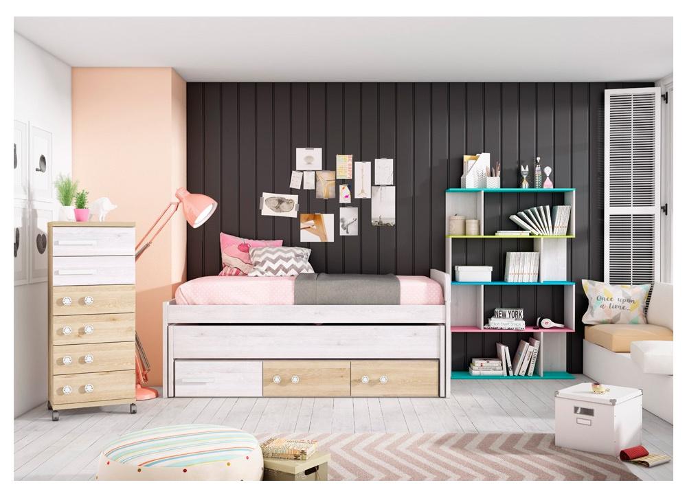 Comprar Dormitorio Juvenil Aurora Precio Juveniles En Tuco Net