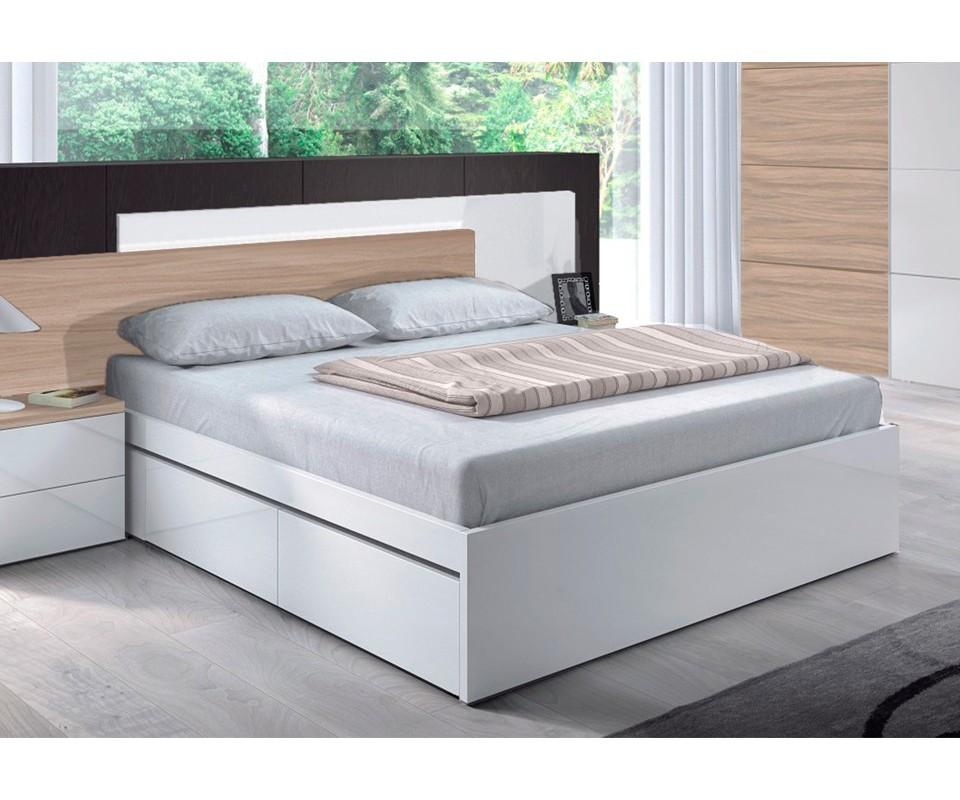 Comprar base con cuatro cajones verona precio camas for Cama con cajones precio