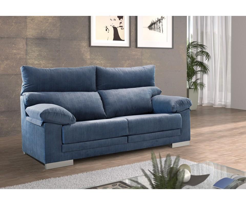 Comprar sof de dos o tres plazas gaud precio sof s for Muebles tuco bilbao