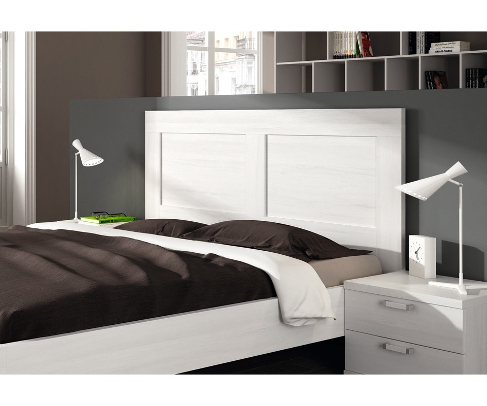 Comprar cabecero blanco italia precio cabeceros - Cabeceros de cama blancos ...