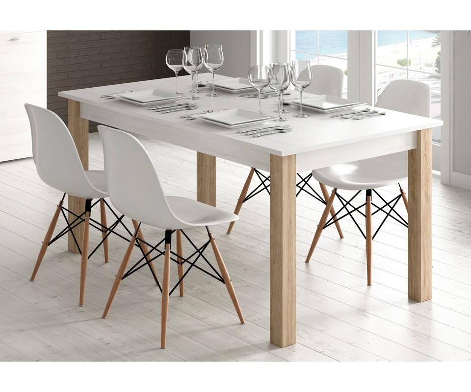Comprar mesa de comedor extensible trevi precio mesas for Mesas para comedor baratas
