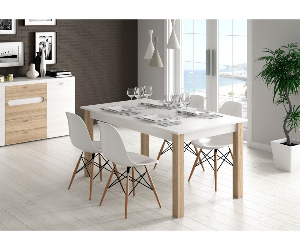 Awesome Mesas Extensibles De Comedor Gallery - Casas: Ideas ...