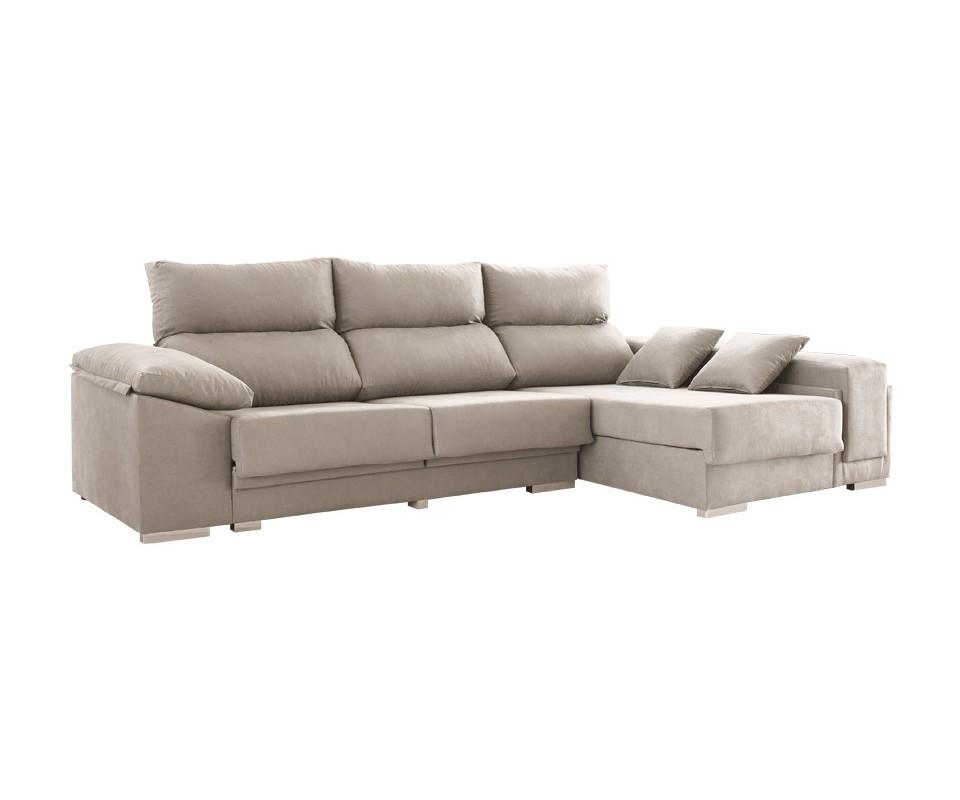 Comprar sof con chaise longue con arc n tempo precio chaise longues - Sofas chaise longue segunda mano ...