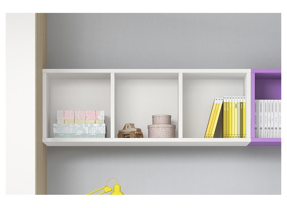 Comprar estanter a pared basik for Estanteria pared infantil