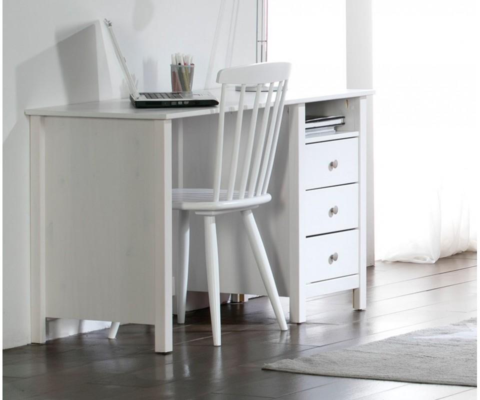Comprar escritorio 3 cajones noah for Mesa escritorio con cajones