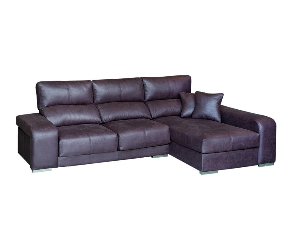 Fundas para sofa con cheslong sof de piel de plazas brazo - Funda para cheslong ...