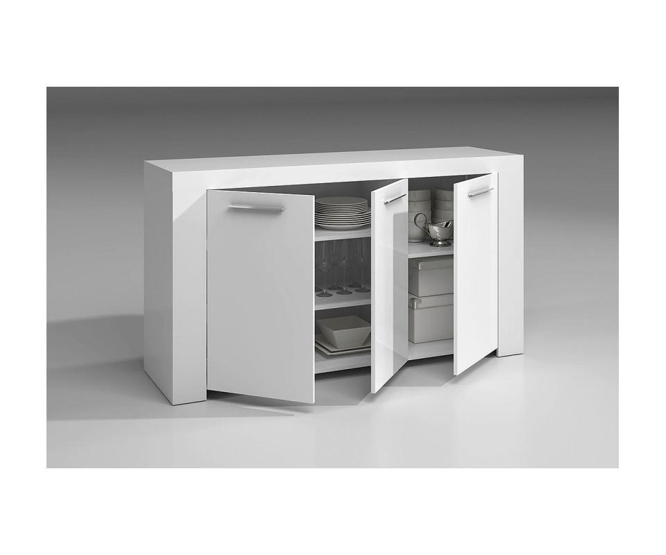 Armario Ikea Pax Segunda Mano ~ Aparador tres puertas Rubik Comprar Aparadores en Tuco net