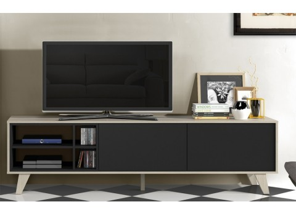 Comprar mueble para tv lennon precio muebles tv for Modelos de muebles para tv modernos
