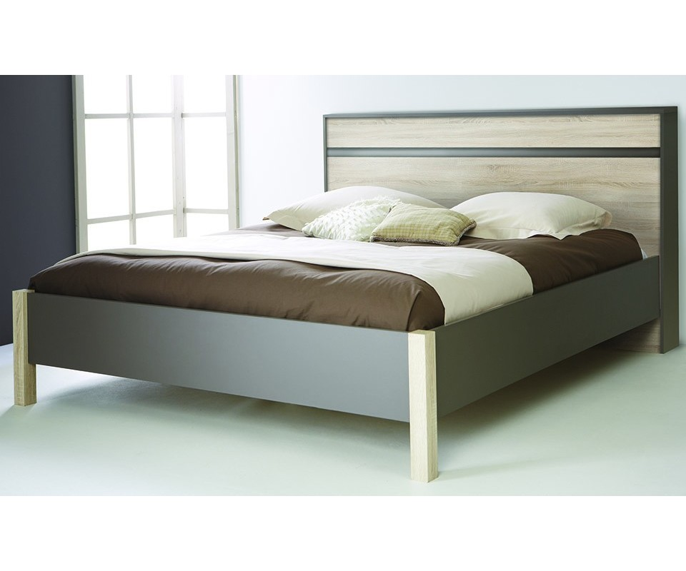 Cabeceros cama de matrimonio cheap vinilos para cabeceros for Camas dobles baratas