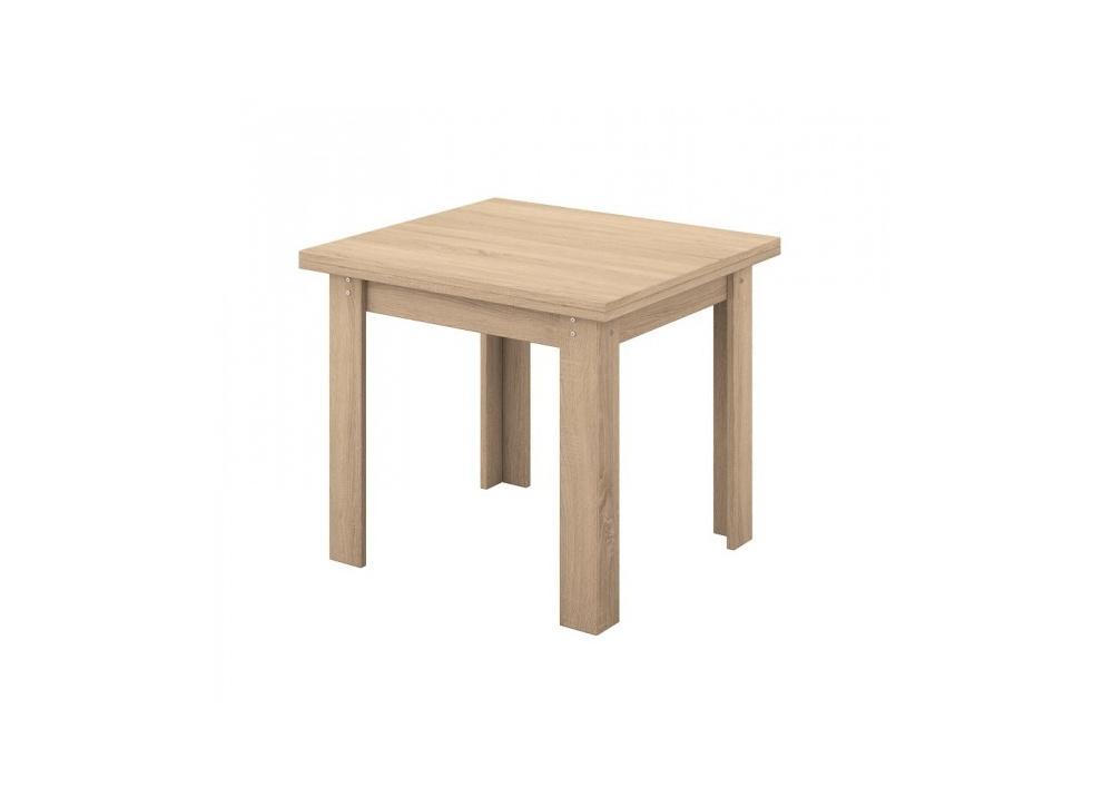 Comprar mesa de comedor cuadrada extensible kier for Mesa cuadrada extensible