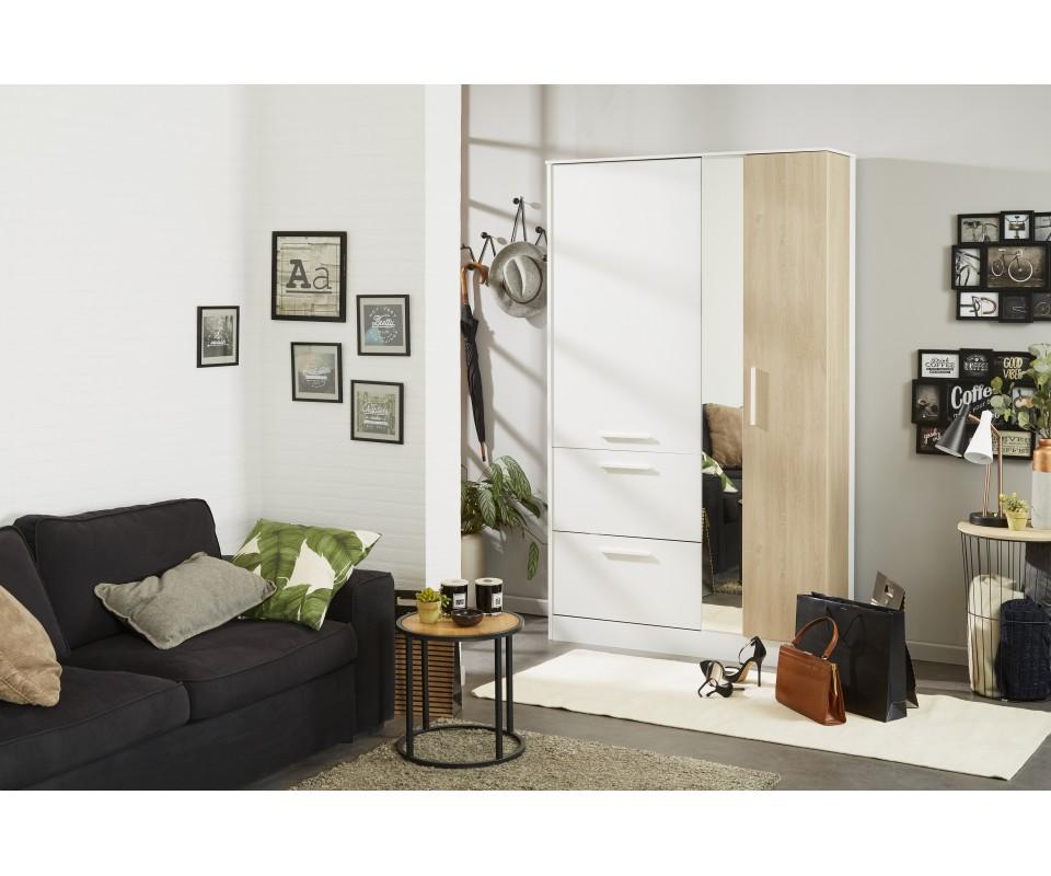 Imagenes de recibidores ideas originales para el for Espejos originales recibidor