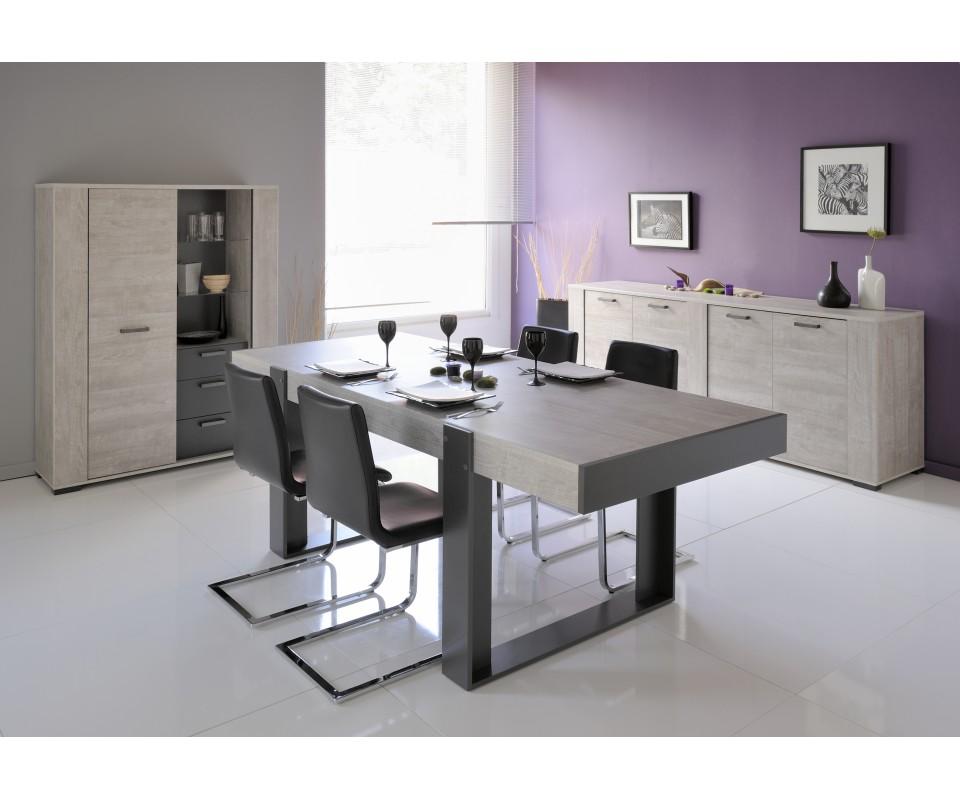 Comprar mesa de comedor grande tabari - Mesa de comedor grande ...