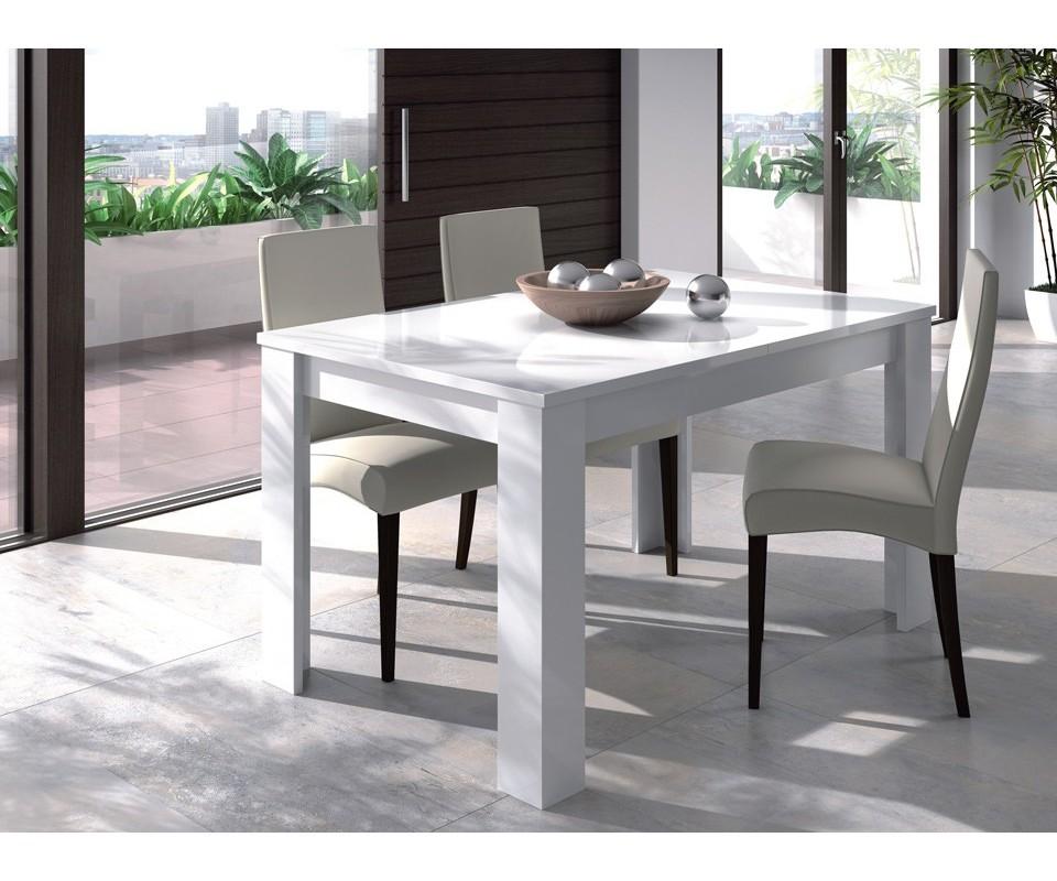 Comprar mesa de comedor nature precio de mesas en for Mesas de salon blancas