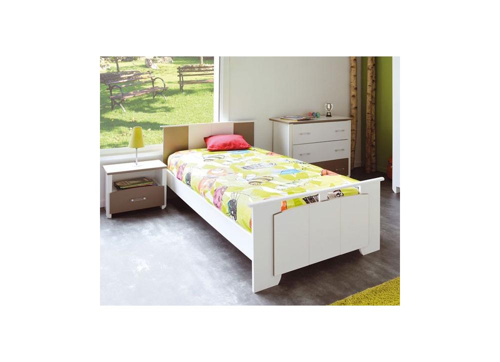 comprar cama individual barata precio juveniles On recamaras individuales baratas