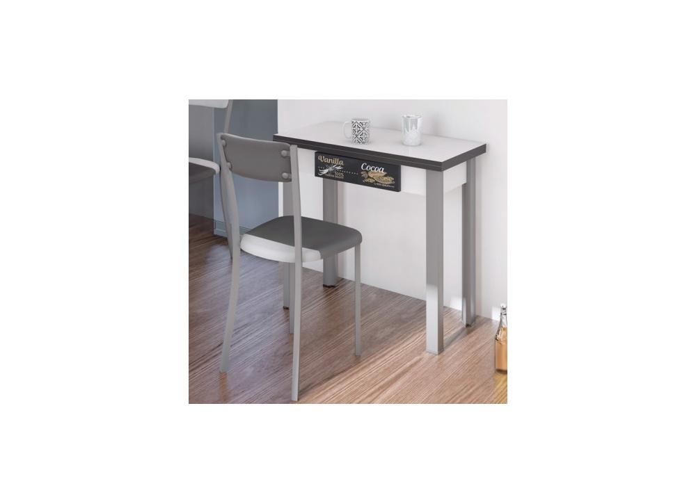 Comprar mesa de cocina libro verne cocoa for Mesa cristal tuco