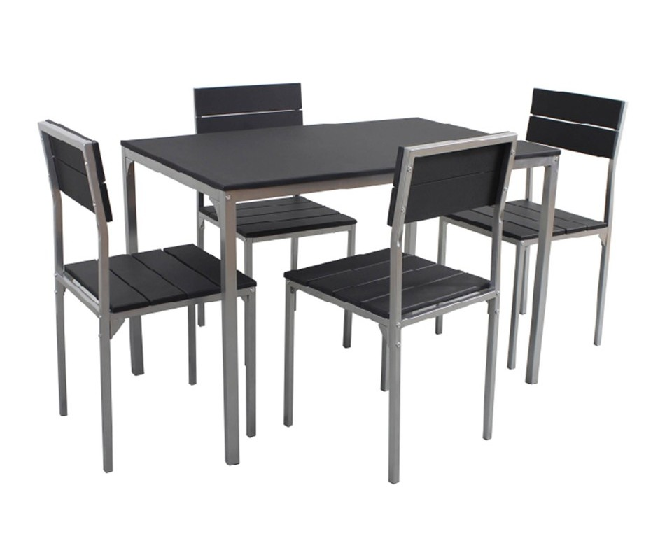 Comprar mesa de comedor ebro precio mesas for Conjunto de mesa y sillas de comedor