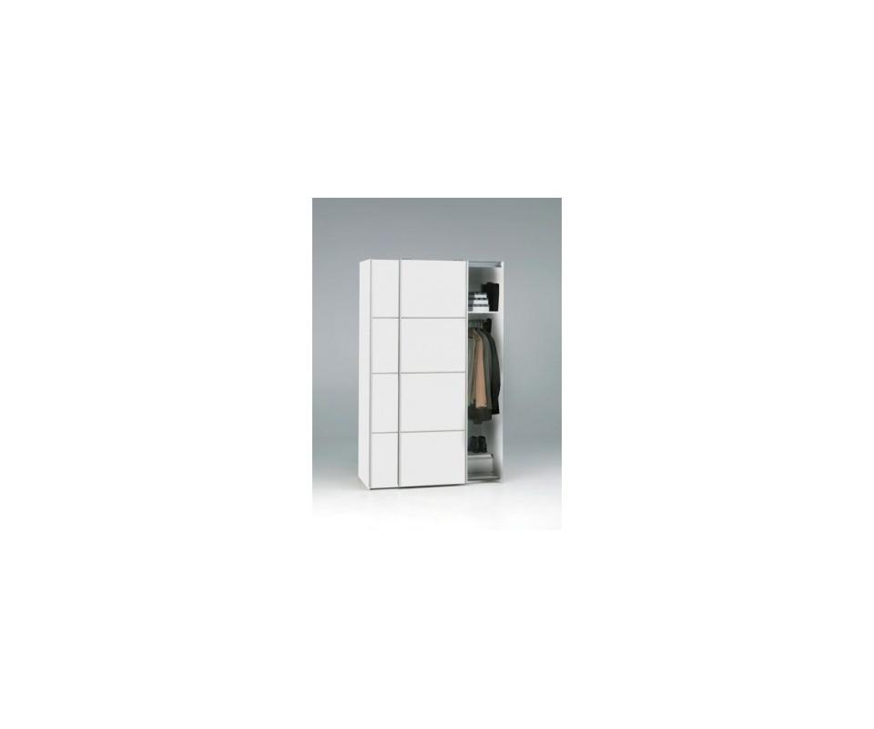 Armario puertas correderas aikos comprar armarios - Armario blanco puertas correderas ...