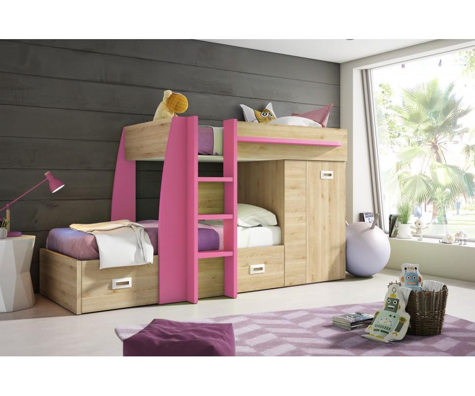 Literas baratas para tu habitación en Muebles TUCO - Muebles TUCO