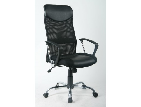 Silla de estudio Black